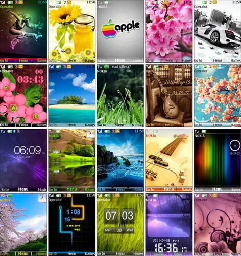 nokia s40 v3 themes free : cynetuwi